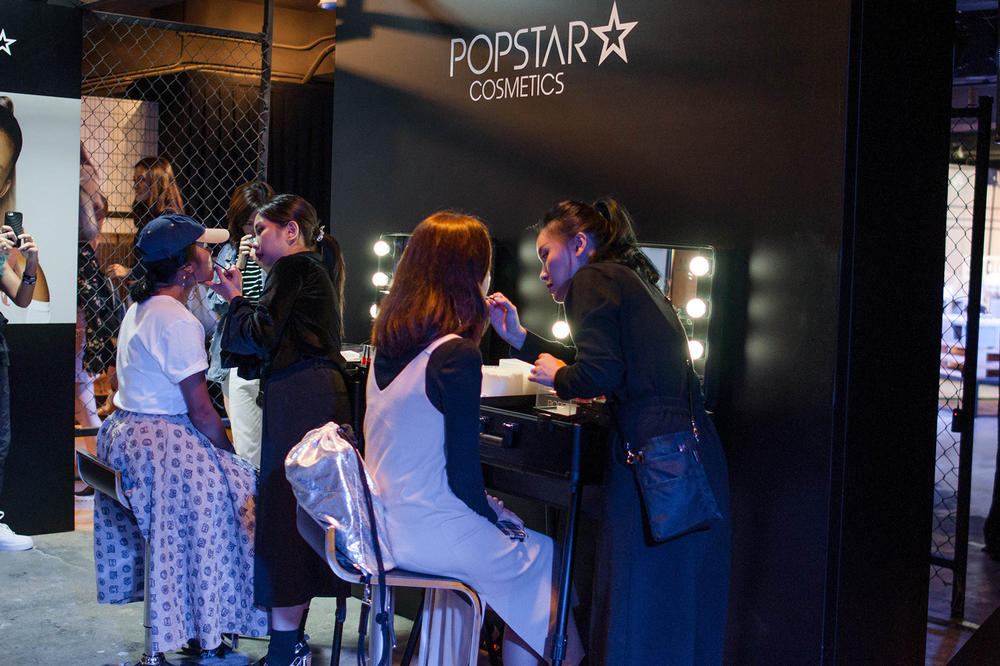 Nike Women Meta Quartz Popstar Cosmetics velvet matte lipstick launch Utah Lee Hong Kong