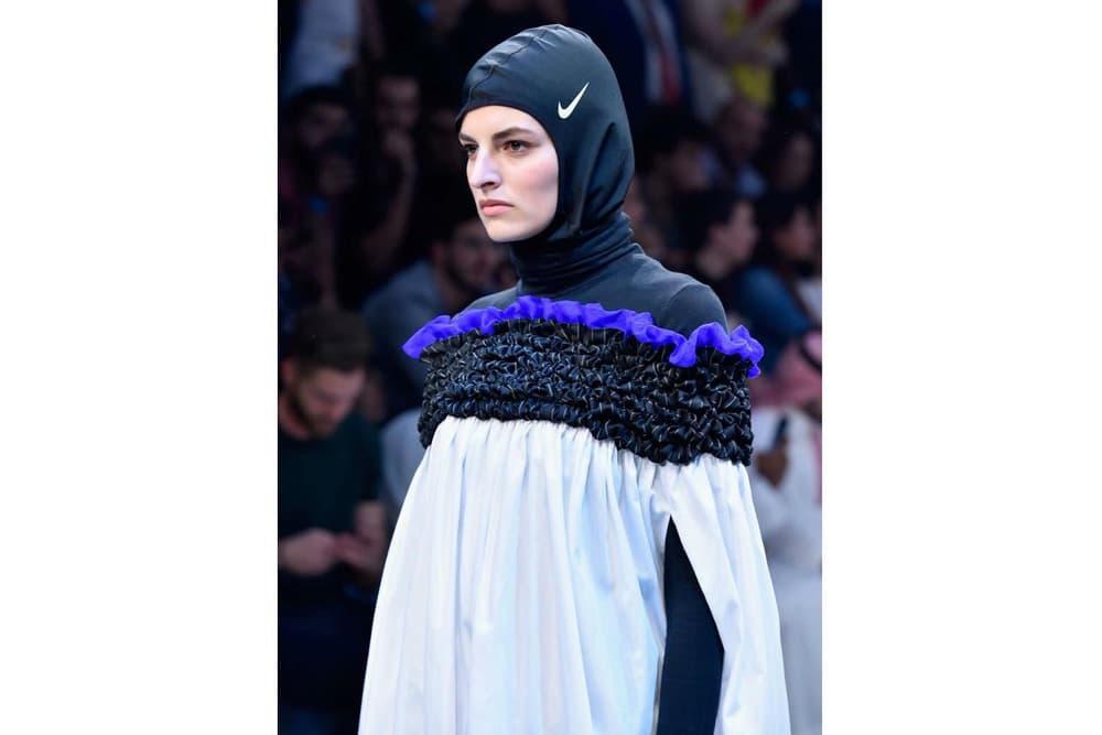 Nike's Pro Hijab at Dubai Design District's Fashion Forward