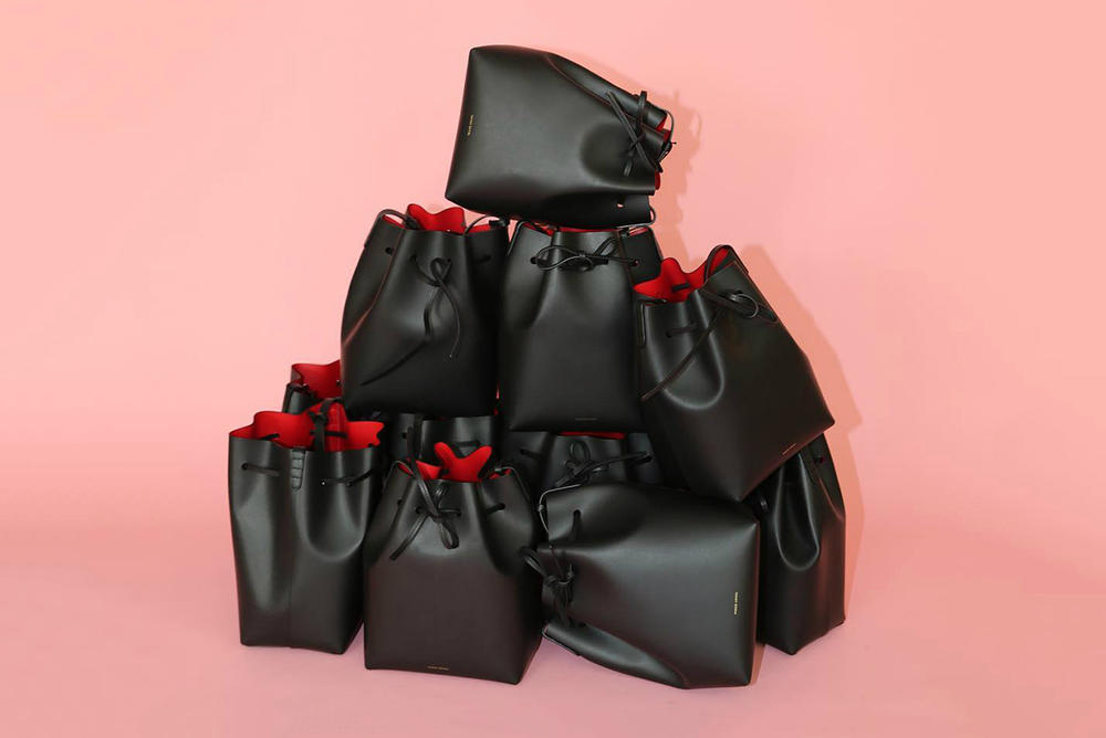 Opening Ceremony Sale Discount 20 Percent Off Bags KARA Kenzo Mansur Gavriel Bucket Bag Alexander Wang Building Block