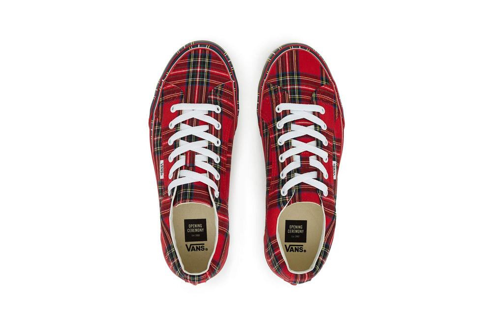 Opening Ceremony Vans Lampin Plaid