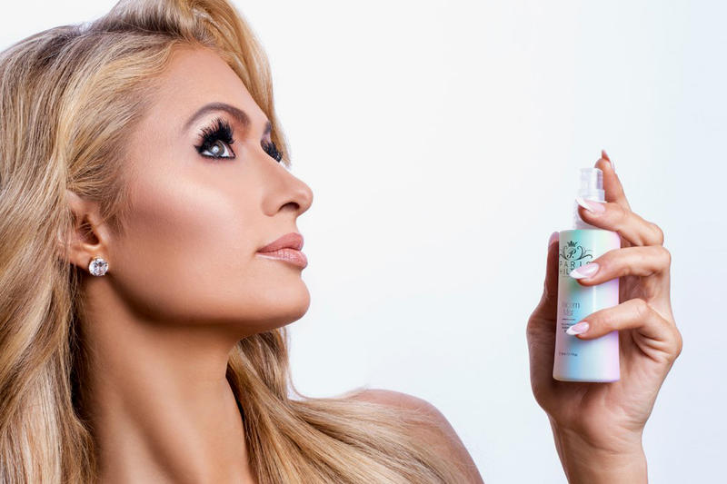 Paris Hilton Rose Water Unicorn Mist Skincare Beauty Magic Blend Extract Hydrating