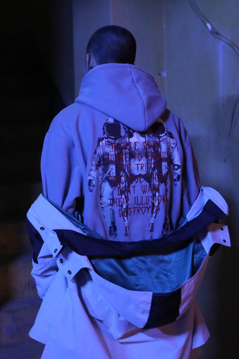 """Korean Brand PL.HAMING """"Ego Identity"""" Collection Fashion Spring Summer 2017 Streetwear Style"""
