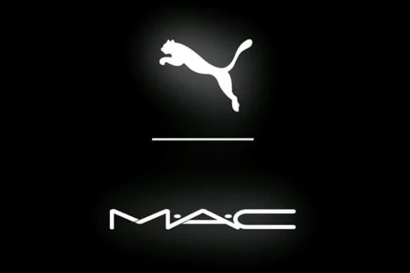 PUMA MAC Cosmetics Collaboration Instagram Teaser Fashion Shoe Beauty Makeup Sneak Peek