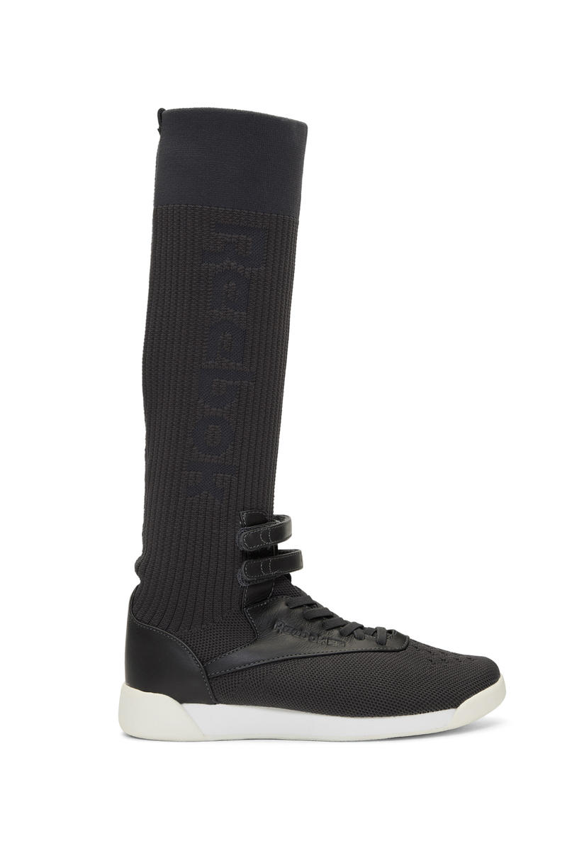 Reebok Classics Knit SSENSE Exclusive Silhouette Knee High Trainers Sneakers New Model