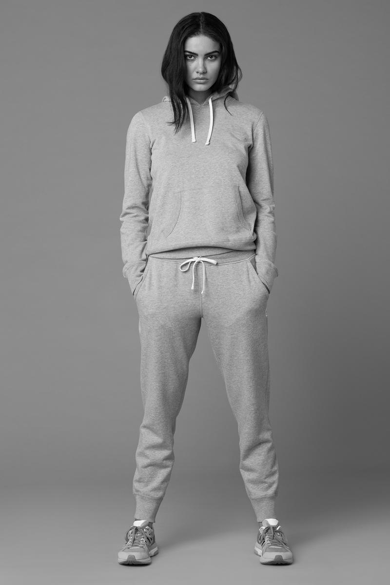 reigning champ athletic wear womens core collection hoodies tees joggers