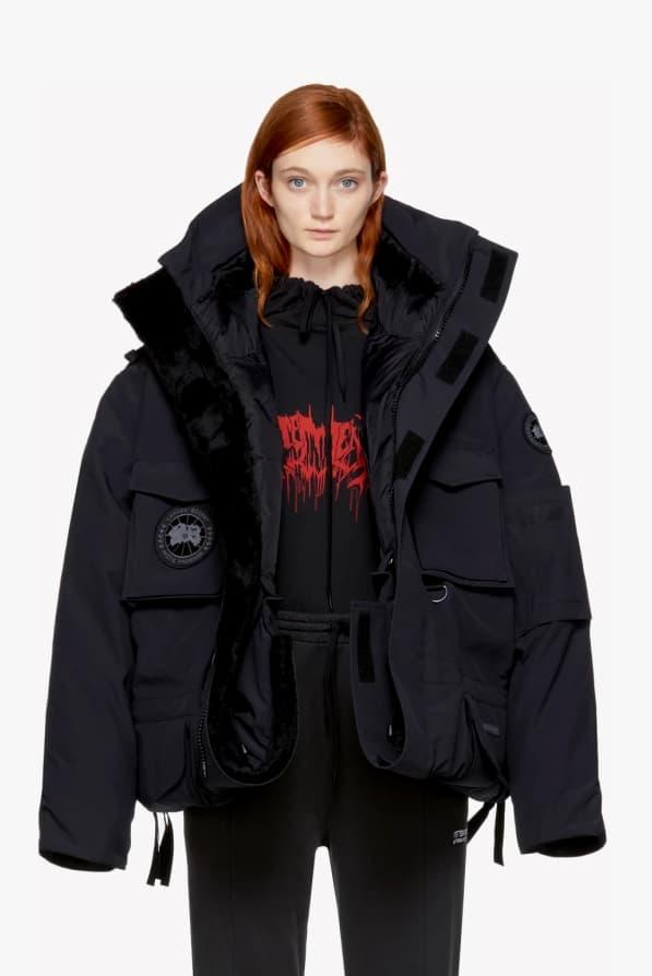 SSENSE sale Vetements Balenciaga adidas originals alexander wang kenzo fendi comme des garcons facetasm misbhv