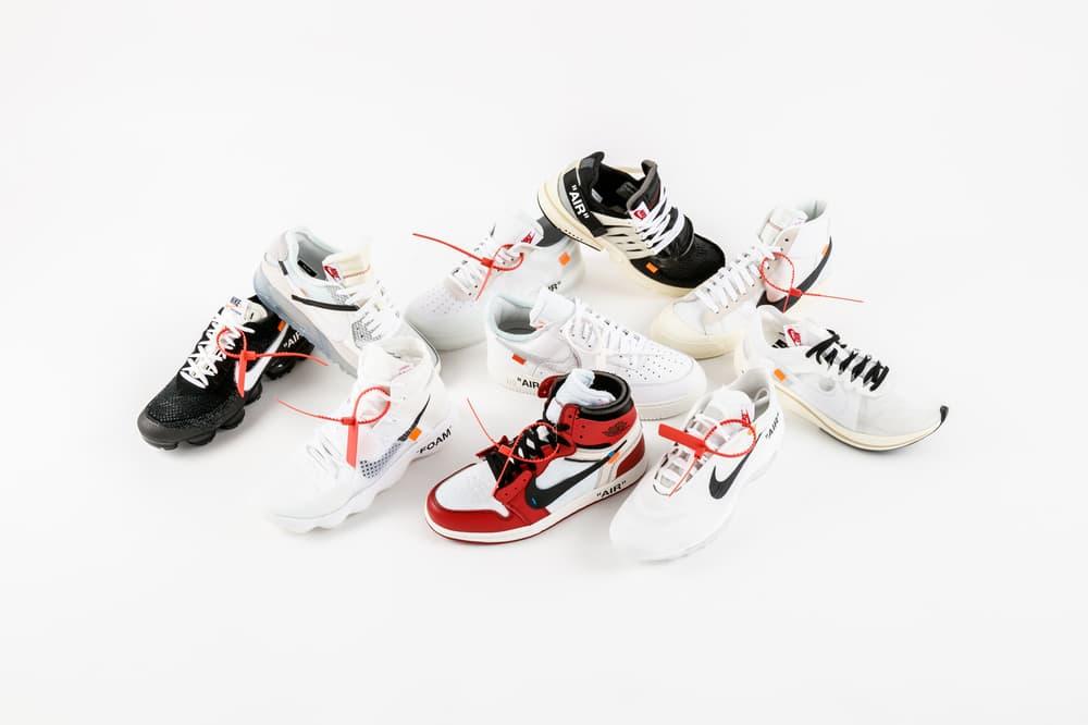 2c15f54e4de4 Stadium Goods Virgil Abloh x Nike The Ten Black Friday Giveaway