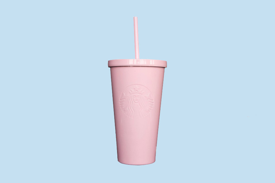 989baea421c Starbucks Releases Pink and Rose Gold Cups   HYPEBAE