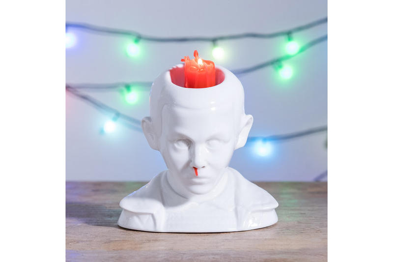 Stranger Things Eleven Bleeding Nose Candle Season Two Funny Fan Merch