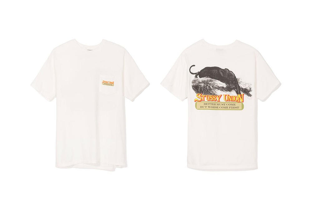 Stussy Cactus Plant Flea Market T-Shirt