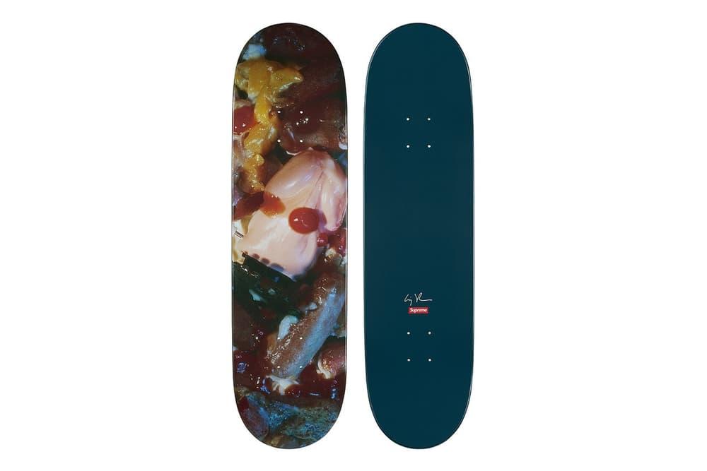 Supreme Cindy Sherman Skate Deck Artist Series