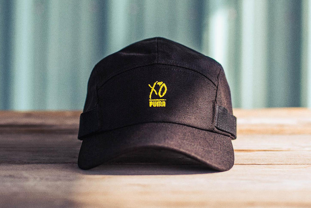 The Weeknd PUMA XO Collection Drop 3