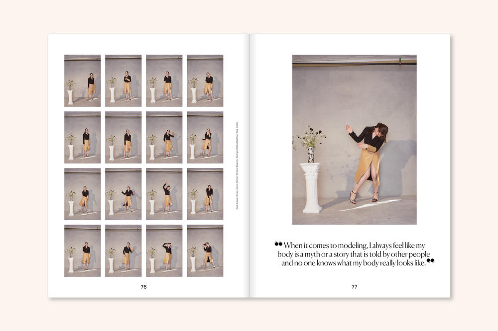 The Wing Magazine Issue One No Man's Land Hari Nef