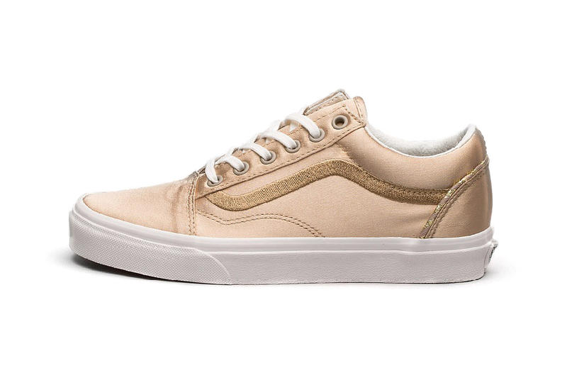 Vans Old Skool Satin Gold