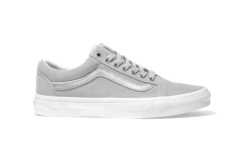 60c03e806d Vans Old Skool Is Minimal in Light Grey