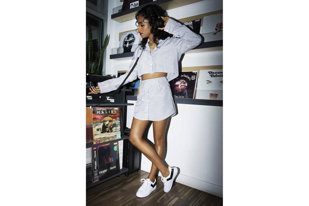 6d7d7b0d8f Vashtie Is the Face of PONY s Topstar Campaign