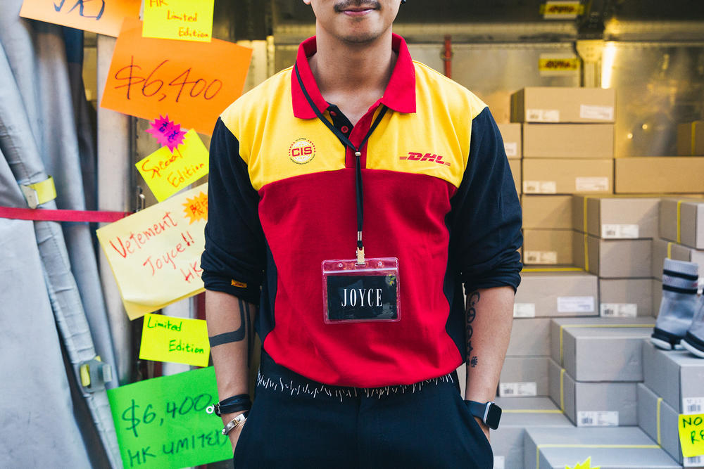 Vetements Hong Kong Pop Up Recap 2017 November Kai Tak Cruise Terminal DHL Demna Gvasalia