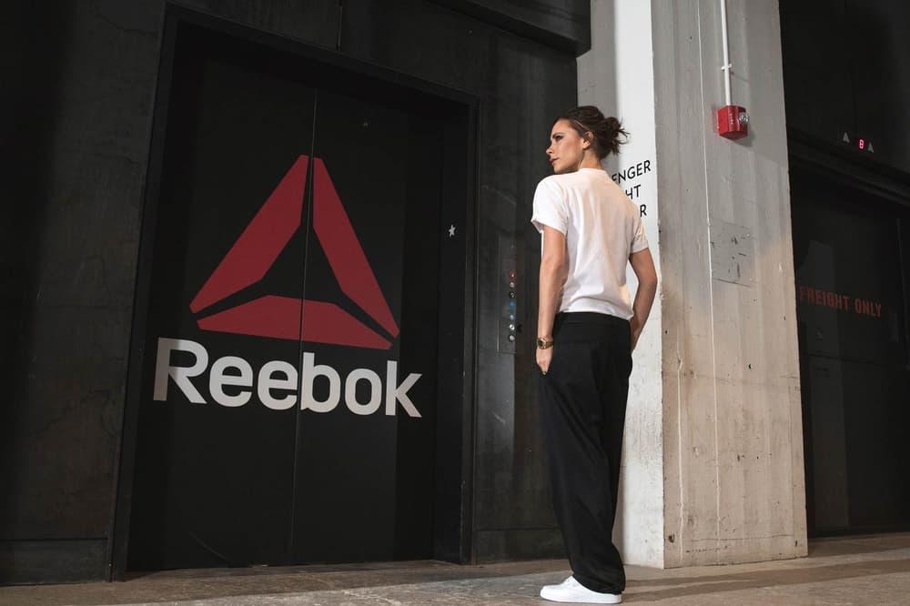 Victoria Beckham Reebok