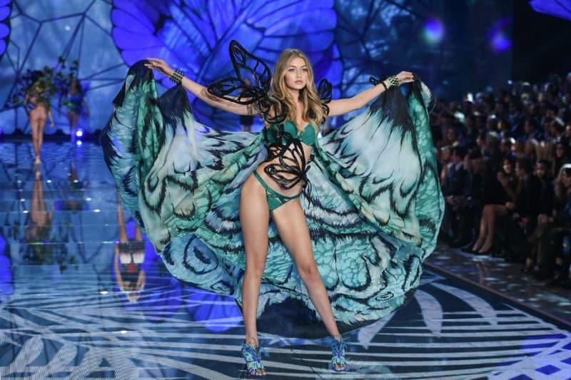 Victoria's Secret Fashion Show Performance Performers Harry Styles Miguel Leslie Odom Jr Hamilton Jane Zhang Shanghai Show