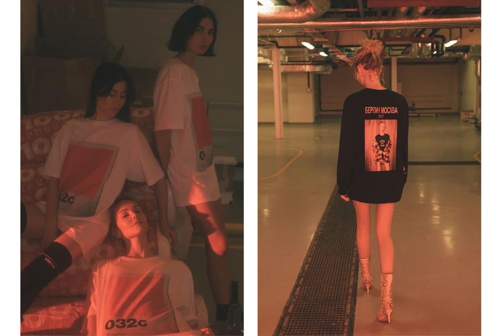 032c KM20 Capsule Collection Olga Karput Collaboration
