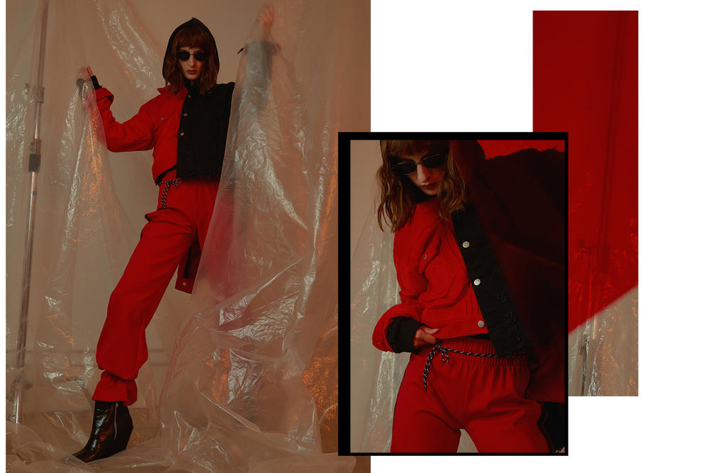 HBX MISBHV 2017 Fall/Winter Editorial Collection Fashion