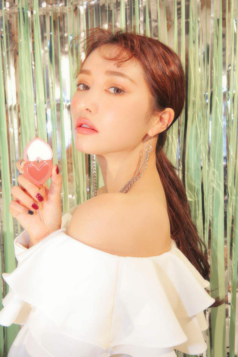 3CE Heart Pop Lip Korea Korean Beauty Seoul Style Nanda Lipstick
