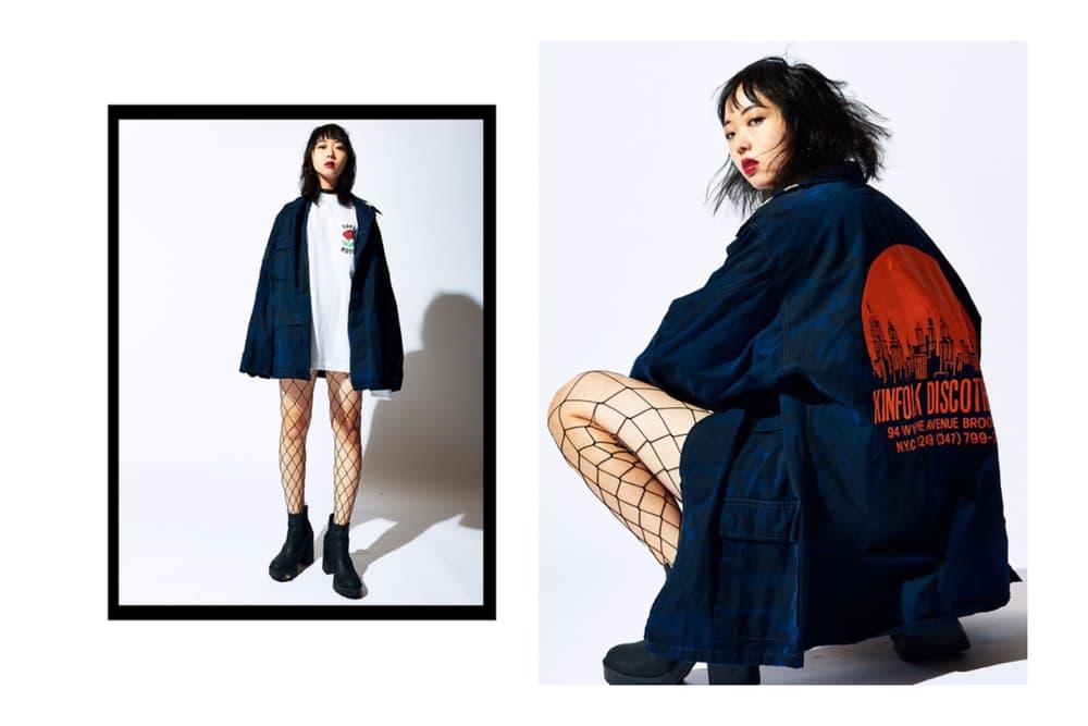 Kinfolk Fall/Winter 2017 Lookbook Collection Menswear Womenswear Unisex Sporty Streetwear Classic Modern International