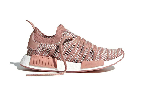 5523ede9d adidas  NMD R1 STLT Is Dipped in Everyone s Favorite Rose Pink