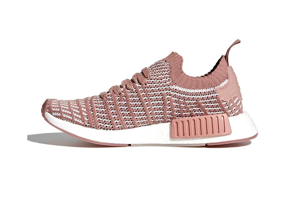 adidas Originals NMD R1 Primeknit STLT Ash Pink
