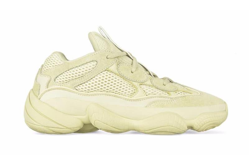 Kanye West YEEZY 500 Desert Rat Sneaker YZY Season 6 Kim Kardashian Yeezy Supply