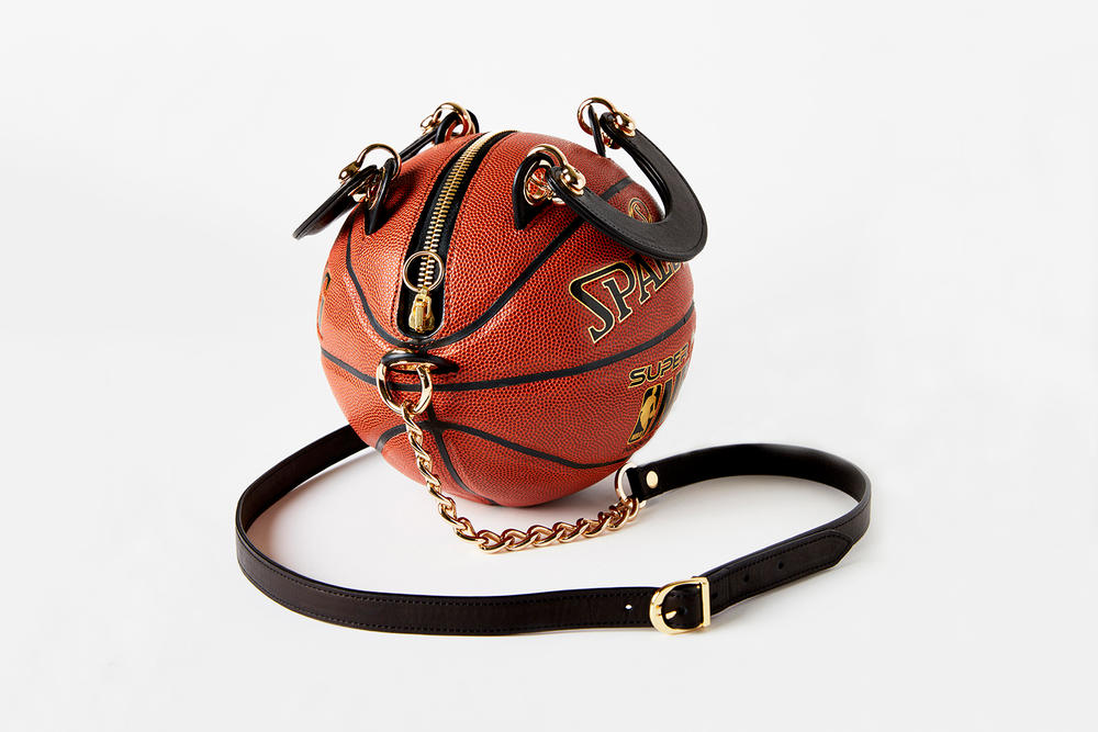 andrea bergart queens nyc new york artist art basketball soccer football bag handbag purse buy