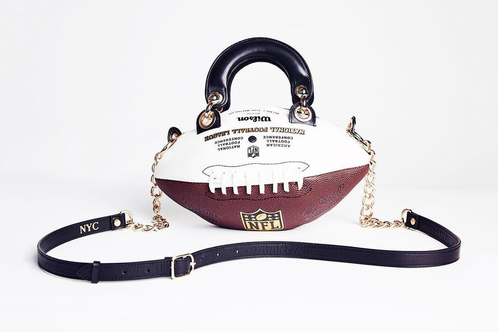 andrea bergart queens nyc new york artist art basketball soccer football bag handbag purse buy