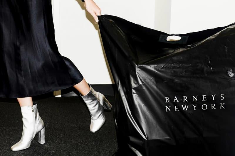 Barneys New York Designer Sale 70 Percent Off Discount Off White Virgil Abloh Balenciaga Comme Des Garcons Alexander Wang adidas Acne Studios