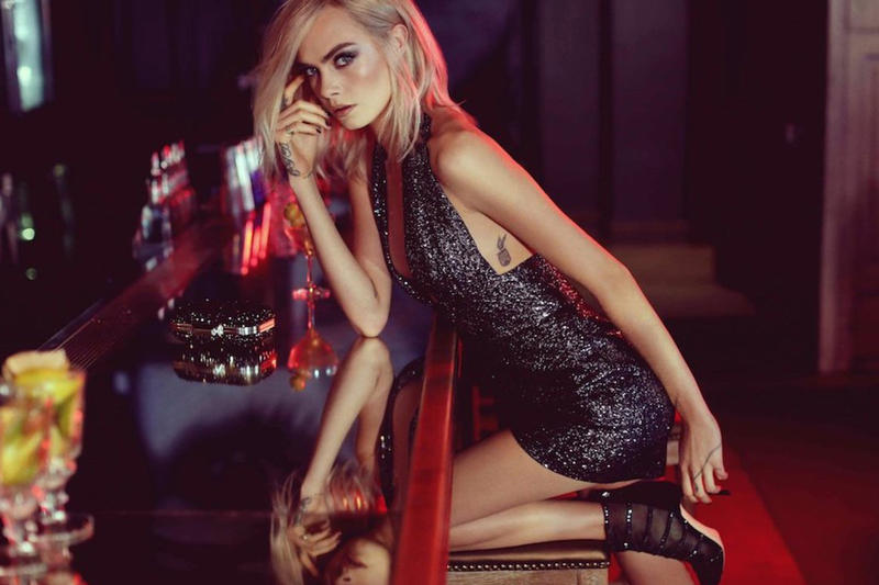 Cara Delevingne Jimmy Choo Ad Sexist Twitter Campaign Video Catcall