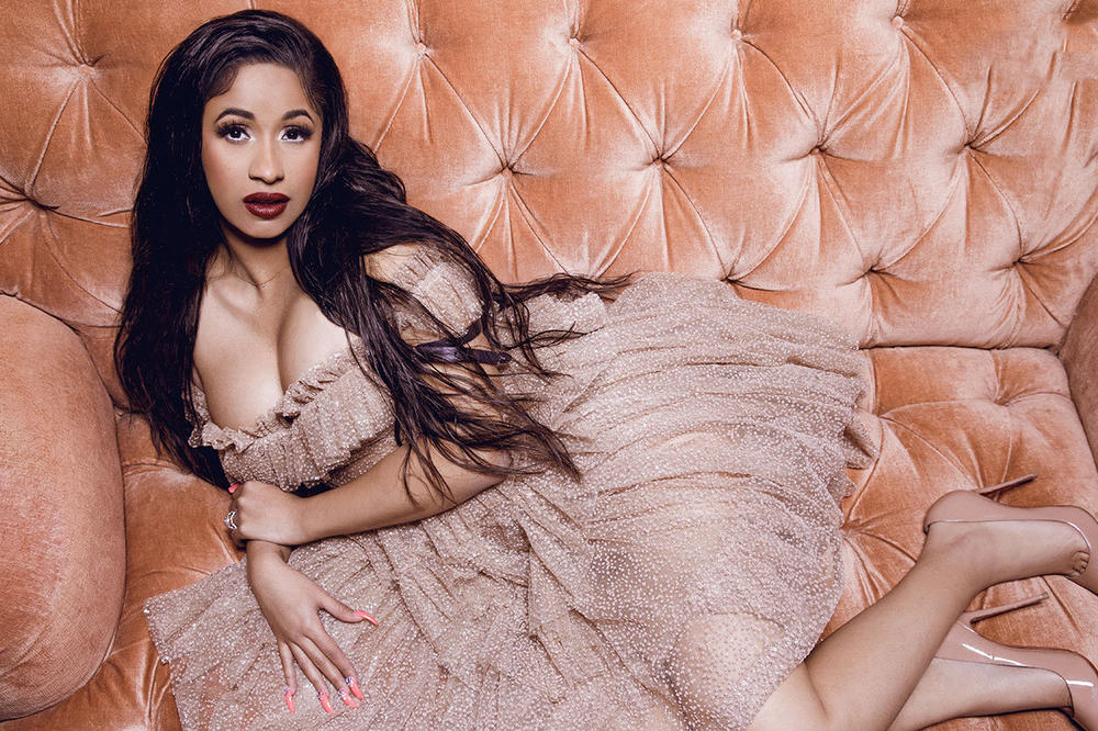 Cardi B Billboard Year In Music 2017 Issue