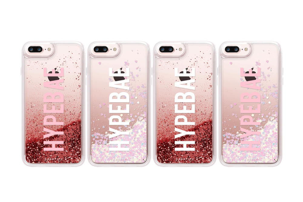 Casetify Customize Liquid Glitter iPhone Cases Personalize Sale Discount Christmas