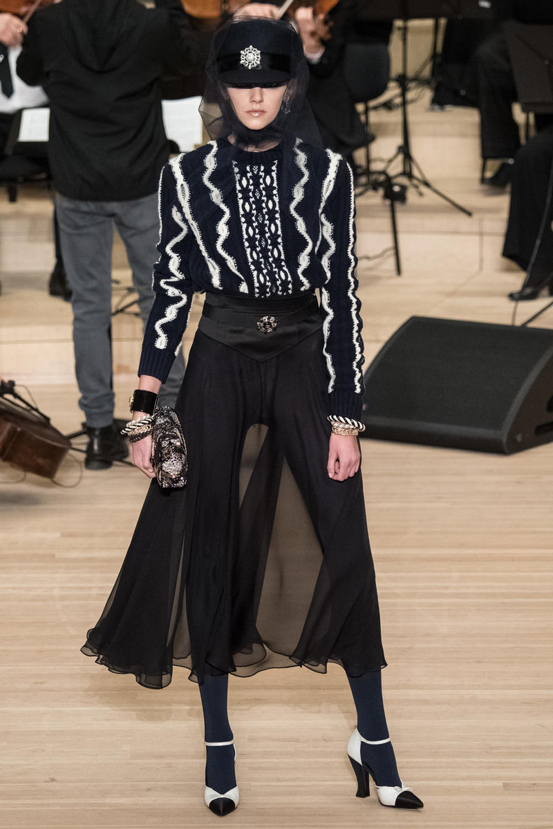 Chanel Pre-Fall 2018 Collection Karl Lagerfeld