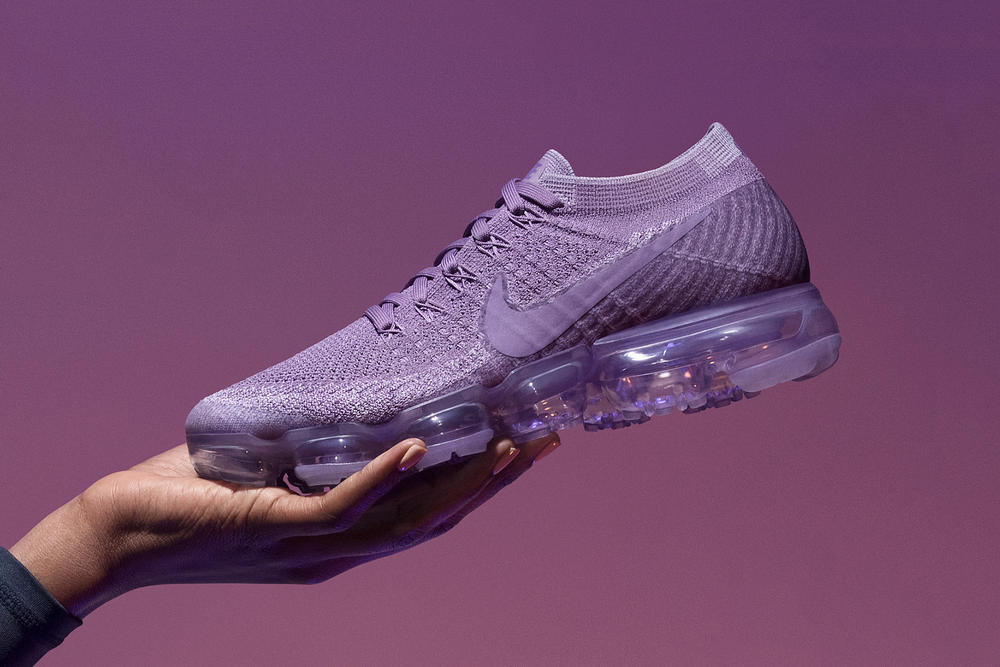 Pantone Color of the Year 2018 Ultra Voilet Purple Nike Air VaporMax