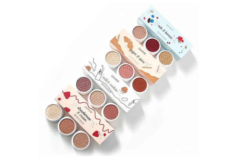 ColourPop's Christmas Stocking Stuffer Makeup Gift Guide Holiday Eyeshadow Lipstick Beauty Cosmetics Glam Glitter Color