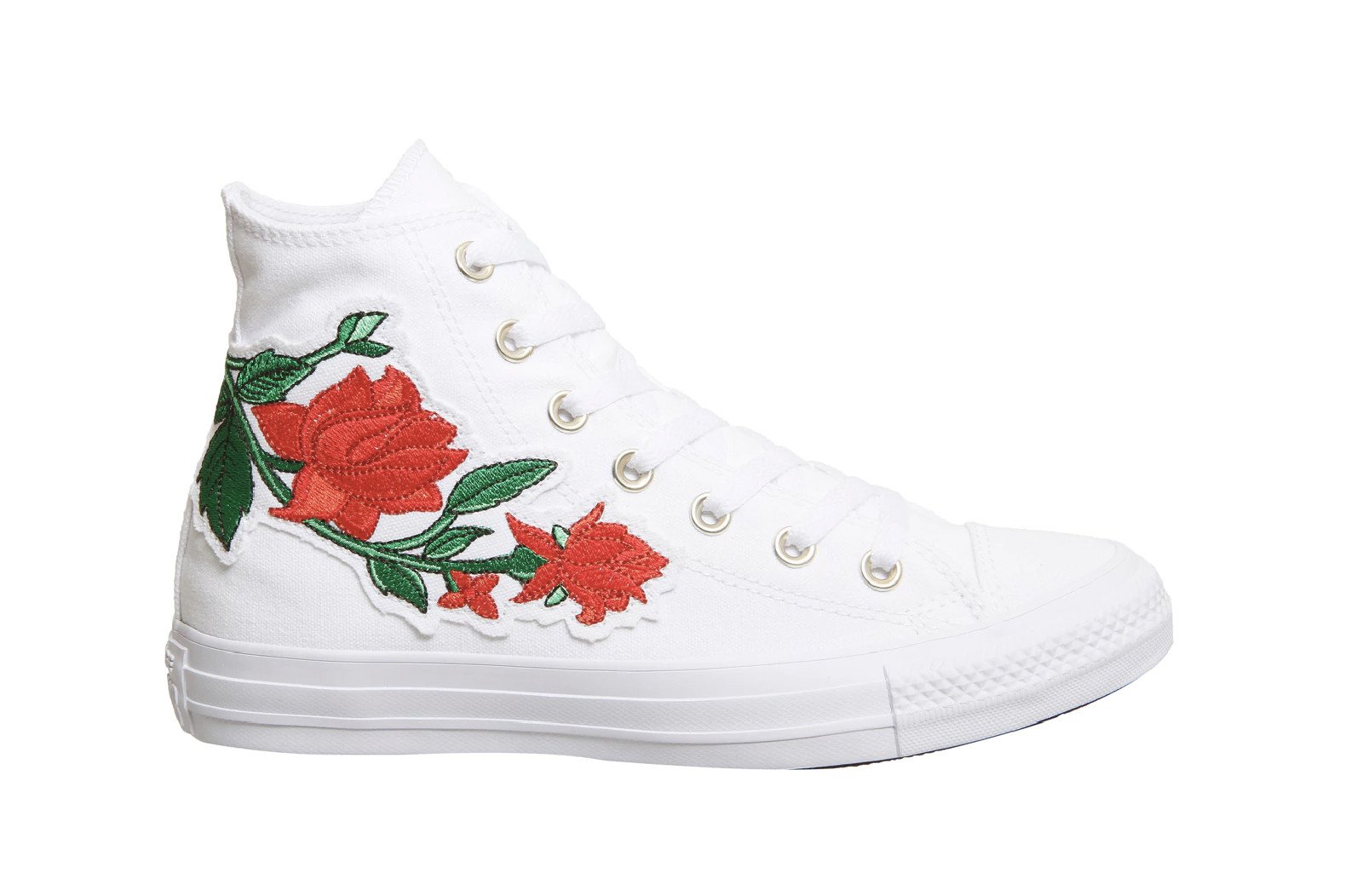 Chuck Taylor All Star Red Rose