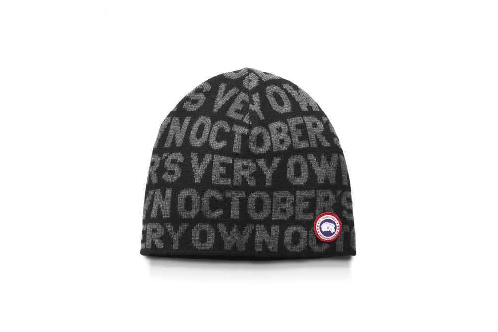 Drake OVO Canada Goose Collaboration Octobers Very Own Chilliwack Bomber Jacket Aviator Hat Beanie Scarf Owl Millennial Pink Silver Grey