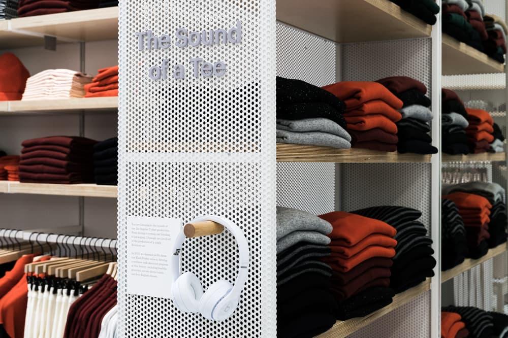Everlane Store New York City
