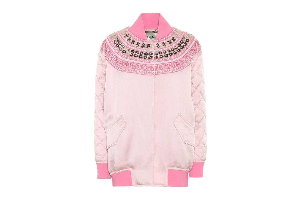 Fendi MYTHERESA Pink Capsule Collection