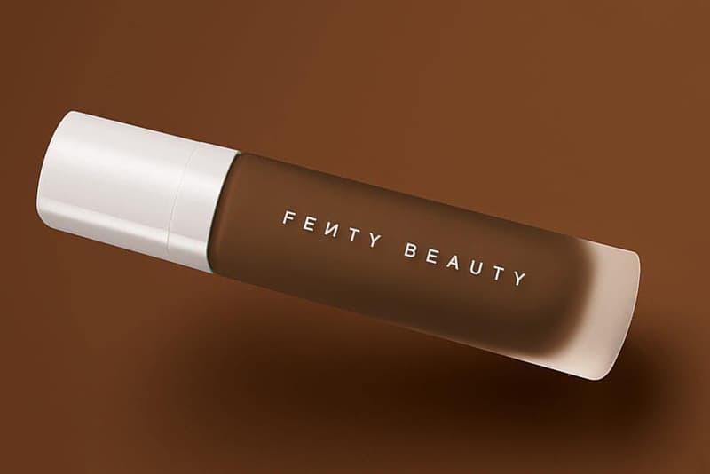 Rihanna Fenty Beauty Profiltr Foundation Restock Makeup Popular 40 Shades Base Nude Cosmetics