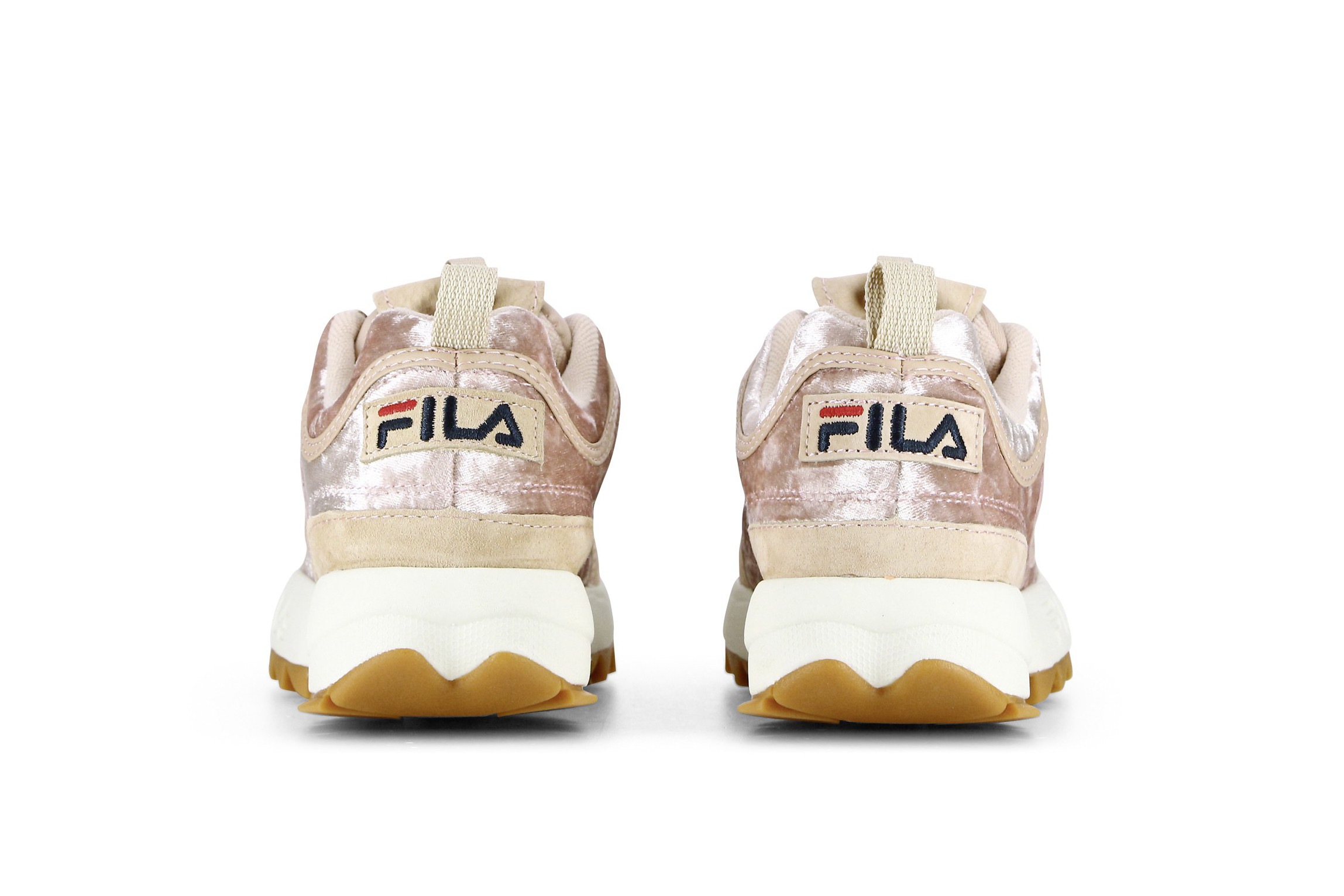 See the FILA Disruptor Velvet in