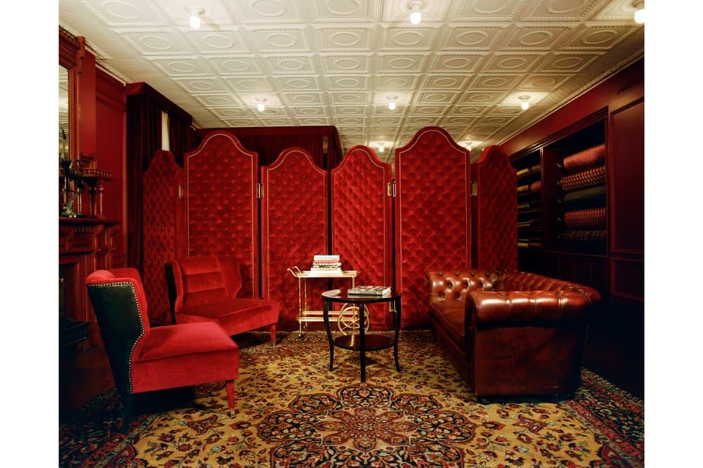 Gucci and Dapper Dan Harlem Studio Atelier and Storefront
