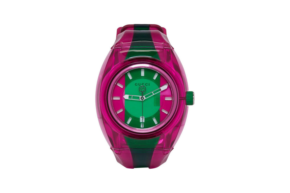 975b55a281f Gucci Releases a G-Synch Watch in