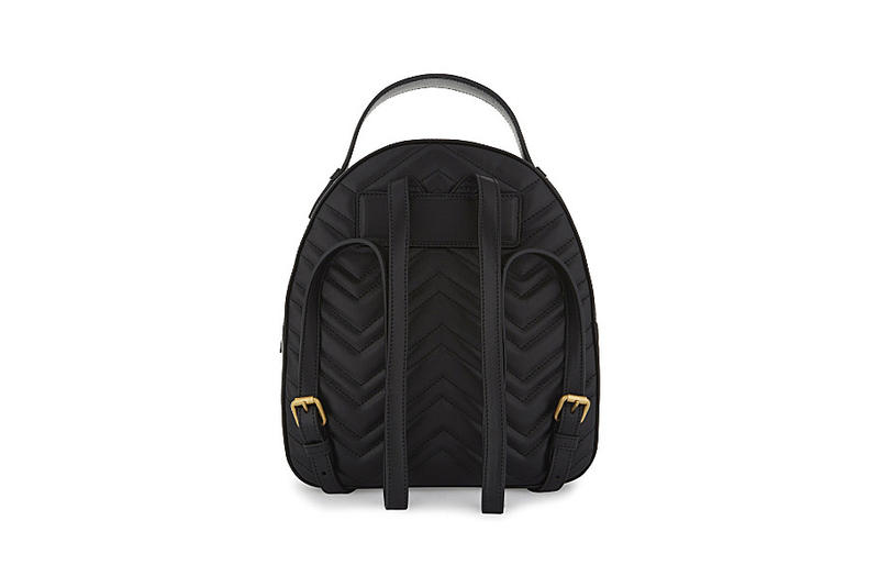 ead36c5cb9858e Gucci Releases A GG Marmont Backpack In Black | HYPEBAE