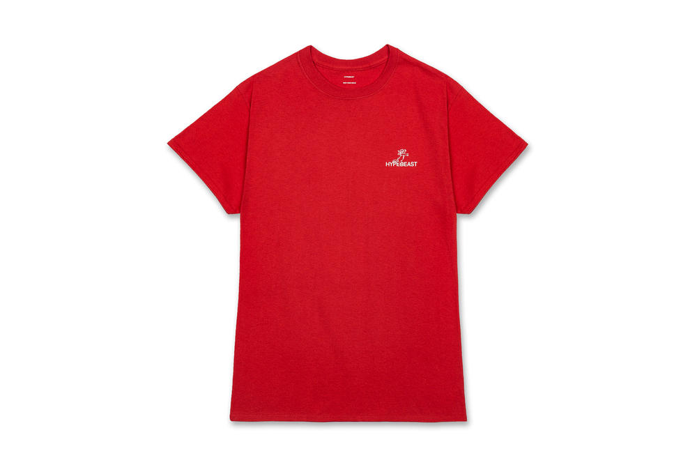 hypebeast exclusive holiday tee tshirt hong kong hbx giveaway