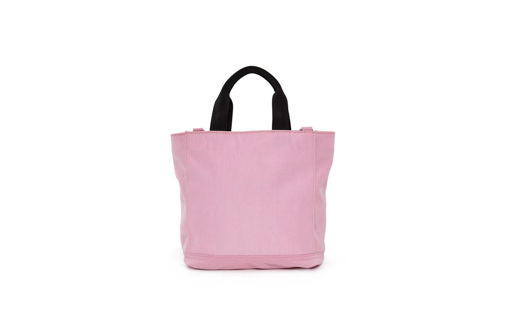 KENZO Mini Tiger Tote Bag Flamingo Pink